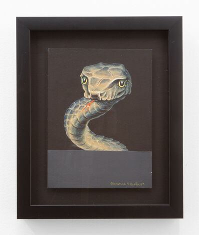 Clarence Holbrook Carter, 'Over and Above Surprise (Serpent)', 1967