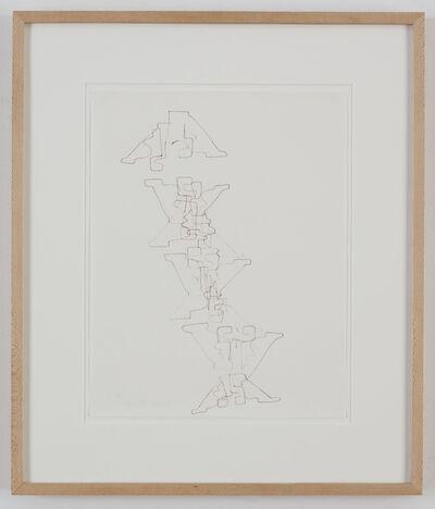 Trisha Brown, 'Untitled', 1994