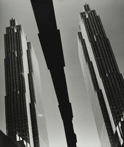 Andreas Feininger, 'RCA Building', 1940