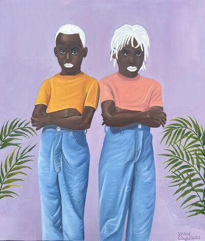 Kenechukwu Victor, 'Endangered Species III', 2021