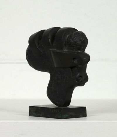 Sorel Etrog, 'Keyhead V', 1969