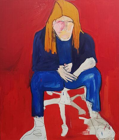 Isabel Rabassa, 'Cobain stomach', 2019