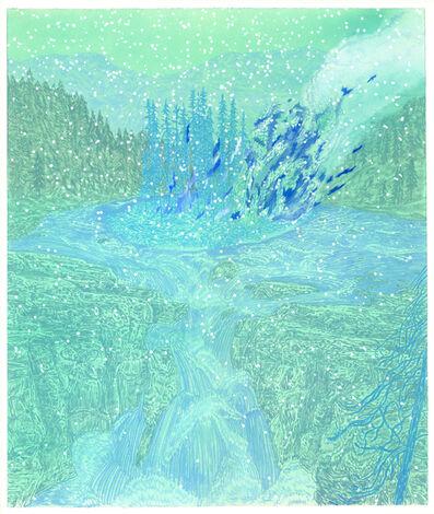 Michael Krueger, 'True (Like Ice, Like Fire)', 2021