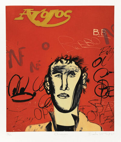 Jock McFadyen, 'Argos', 1991
