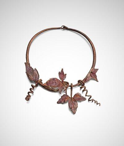 Claude Lalanne, 'Vine Leaf Choker ', 2014