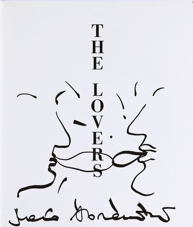 Marina Abramović, 'The Lovers', ca. 1990