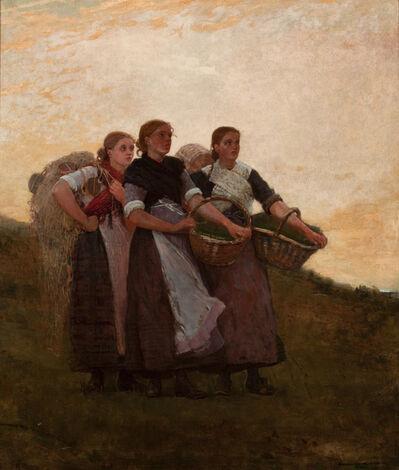 Winslow Homer, 'Hark! The Lark', 1882