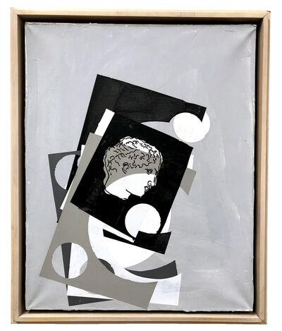 Judy Rifka, 'Laborde Head I', 1988