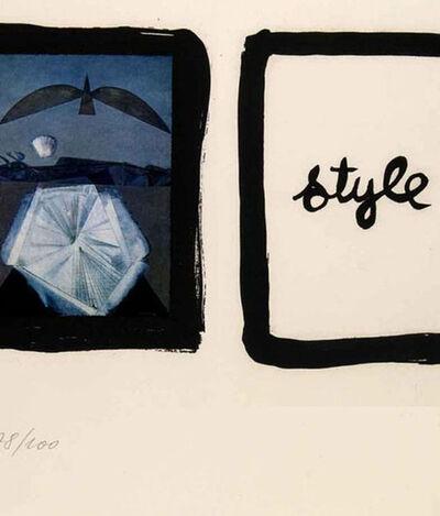 Ben Vautier, 'Hommage a Max Ernst', 1971