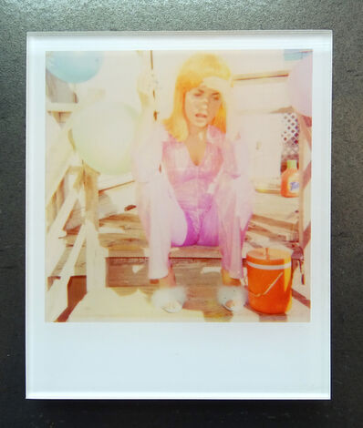 Stefanie Schneider, 'The Party's over (Oxana's 30th Birthday) from the 29 Palms, CA project - based on a Polaroid', 2008