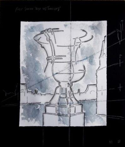 Juan Garaizabal, 'First Sketch Vases des Tuileries IV Paris', 2014