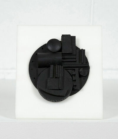 Louise Nevelson, 'Collegiate', 1972