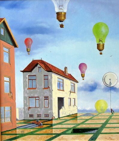 Jan van den Brink, 'Light balloons...', ca. 2013