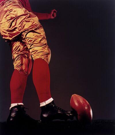 Dr. Harold Eugene Edgerton, 'Football Kick', 1938