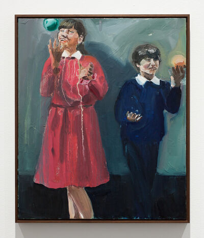 Anna Bjerger, 'Game II', 2017