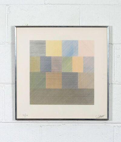 Sol LeWitt, 'Composite Series – Pixels', 1970