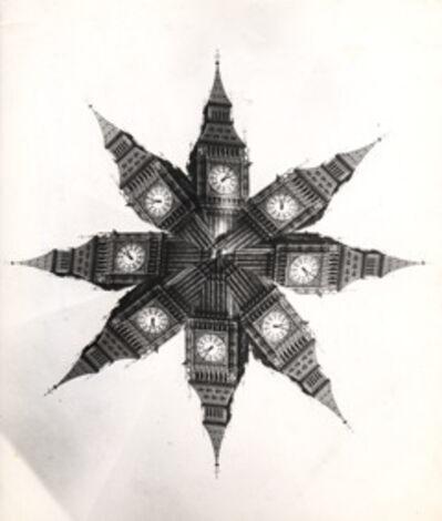 Weegee, 'Big Ben, London', ca. 1950