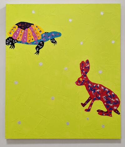 Joe Fay, 'Tortoise Meets Hare', 2019