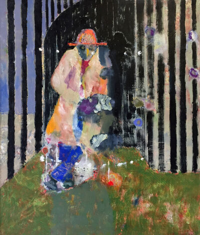 Ben Risk, 'Badly Kept Lawn', 2016