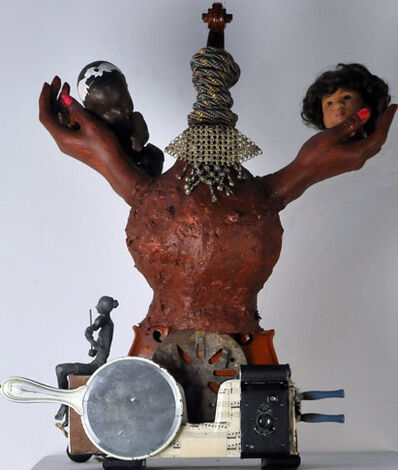 Davida Adedjouma, 'Charlamayne Gives Birth to Herself', 2014