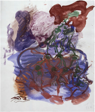 Per Kirkeby, 'Laesoe', 1988