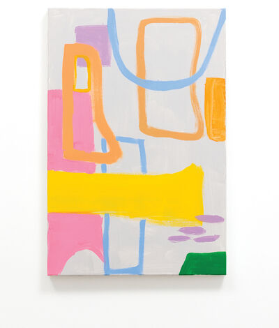 Meg Cranston, 'Leftover Shapes', 2017