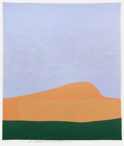 Kristin Texeira, 'Mt. Tamalpais', 2017