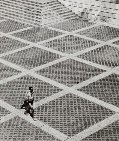 Lucien Hervé, 'Eiffel plage, Paris'