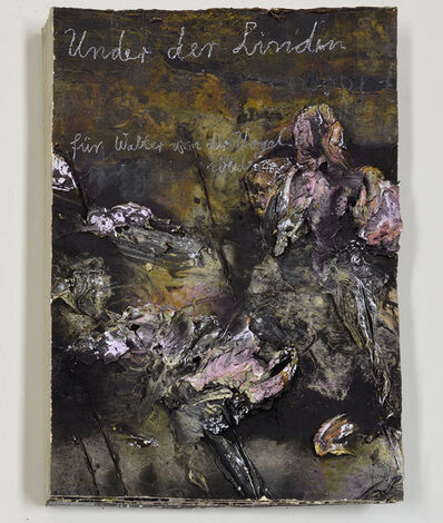 Anselm Kiefer, 'Under der Linden', 2013