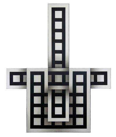 Omar Rayo, 'The Angel of Cimabue', 1993