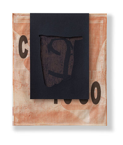 Arturo Herrera, 'Untitled (CO Orange)', 2014
