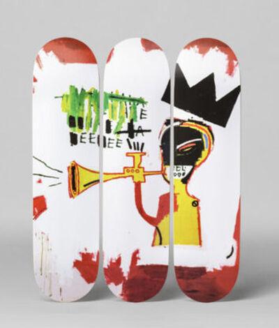 Jean-Michel Basquiat, 'Trumpet', ca. 2017