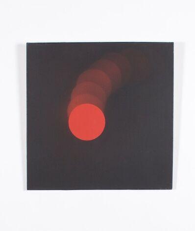 Joël Stein, 'Mouvement du Rouge', 1979