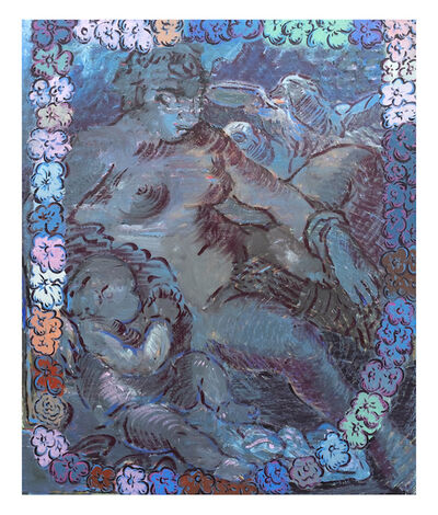 Delphine Hennelly, 'Blue Venus', 2019