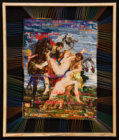Sylvie Franquet, 'Hitched to the Stars', 2014