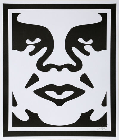 Shepard Fairey, 'Obey Giant II', 2012