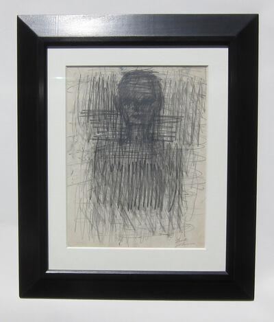 Lester Johnson, 'untitled (Man)', 1960