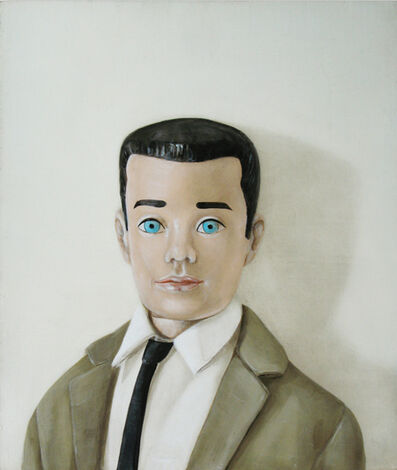 Holly Farrell, 'Ken, Brunette', 2015
