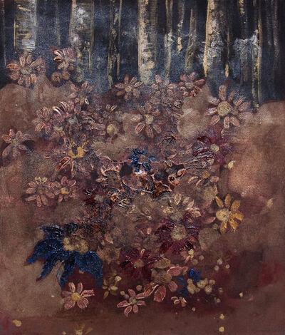Simafra, 'Fiori in foresta', 2016