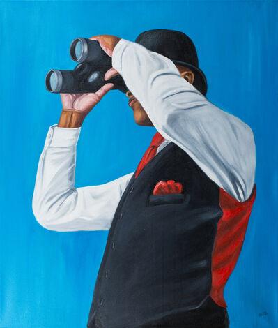 Zemba Musiri Lutanda Luzamba, 'L'homme prudent', 2017