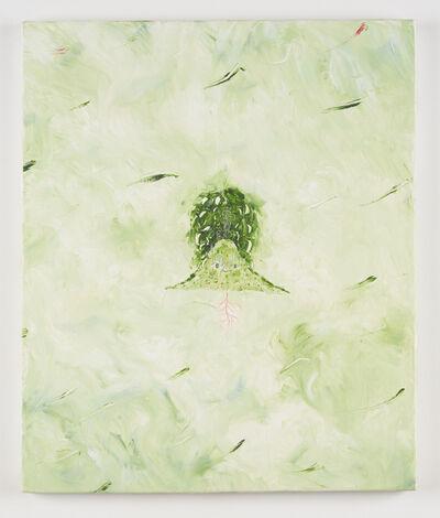 Yusuke Asai, 'Green Dress', 2020