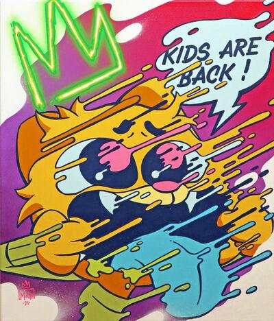 Motte, 'Kids are back !', 2021