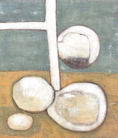 Yasutake Iwana 岩名 泰岳, 'Sign on a bank', 2020
