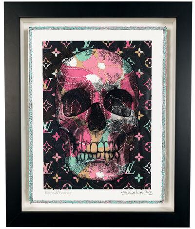 Stephen Wilson, 'Robert Mars Skull 2', 2017