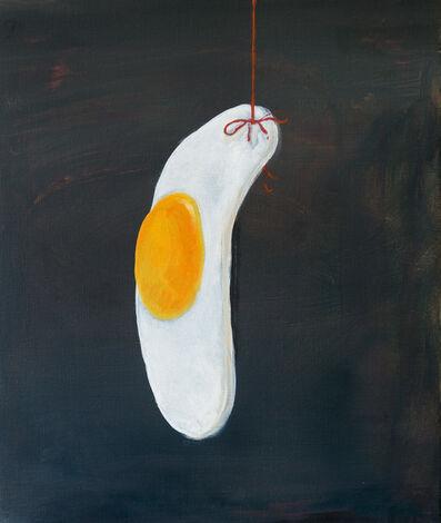 Francesc Ruiz Abad, 'Ou ferrat', 2018