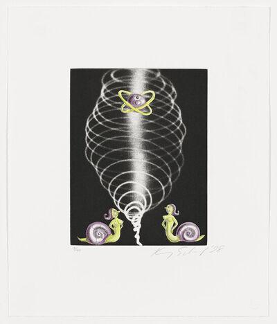 Kenny Scharf, 'Snail Nymphs', 1998