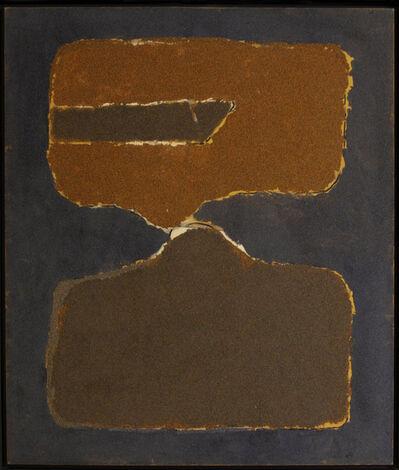 Manuel Hernandez, 'Signo Ocre - Naranja ', 1997