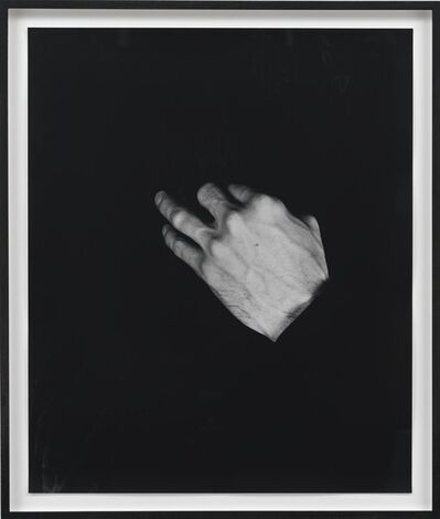 Talia Chetrit, 'Hand on Body (Mouth)', 2012