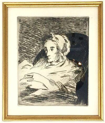 Édouard Manet, 'La Convalescente', c.1868