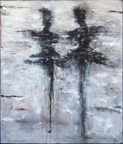 Mark Acetelli, 'Two Dancers', 2019